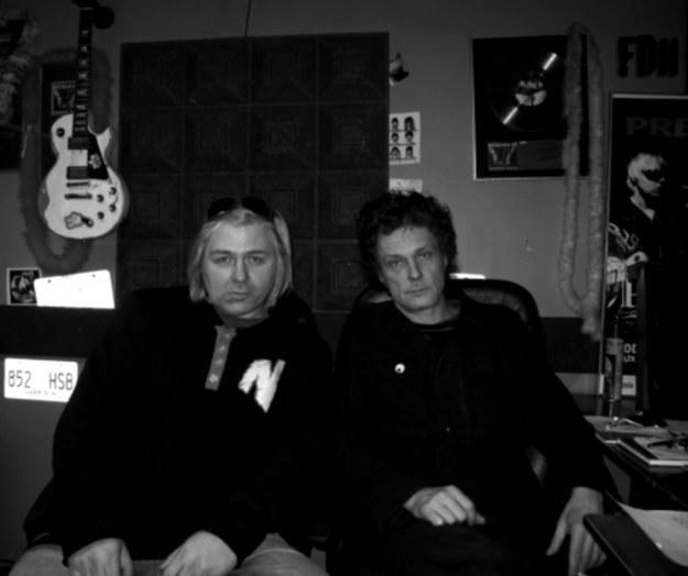 Deuter 2010: Paweł Kelner i Franz Dreadhunter /