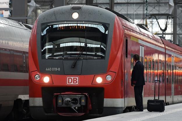 Deutsche Bahn zabraknie kilku miliardów euro /AFP