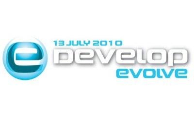 Develop - logo /Informacja prasowa