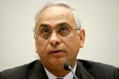 Deven Sharma, b. szef agencji Standard & Poor's /AFP