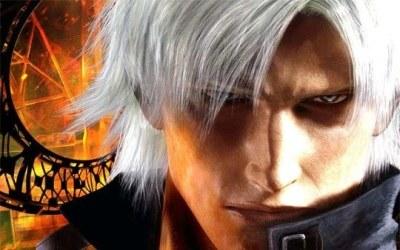 Devil May Cry 4 - motyw graficzny /Informacja prasowa