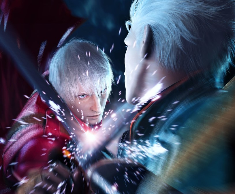 Devil May Cry HD Collection /materiały prasowe