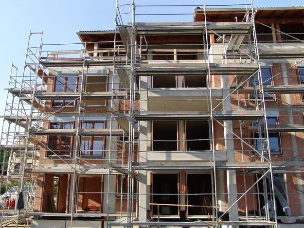 Deweloperzy budują na potęgę. Mieszkania coraz droższe /© Panthermedia