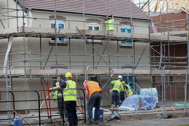 Deweloperzy mieszkaniowi wciąż na wysokim biegu. Fot. Christopher Furlong /Getty Images/Flash Press Media