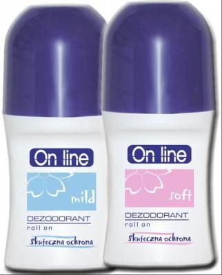 Dezodoranty /materiały prasowe