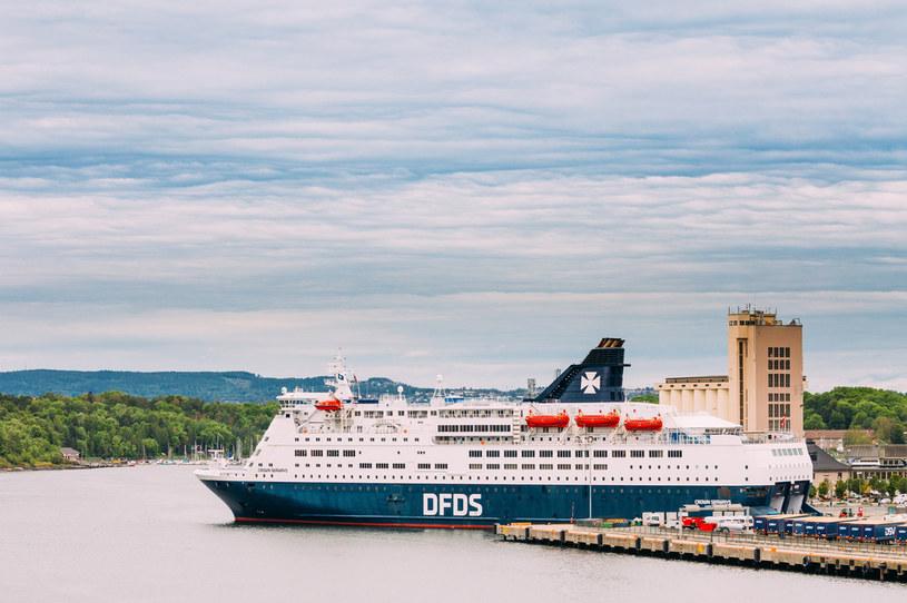 DFDS oferuje m.in rozbudowane trasy promowe /123RF/PICSEL