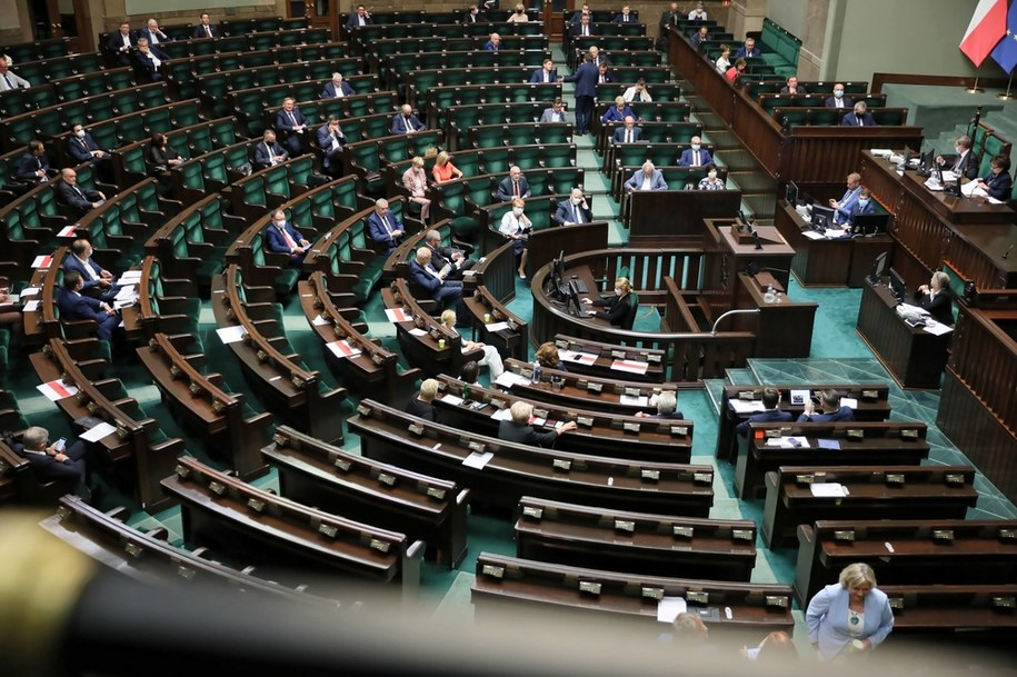 """DGP"": Operacja ""podwyżki"". Senat pracuje nad planem /Leszek Szymański /PAP"