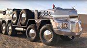 Dhabiyan: Największy SUV na świecie