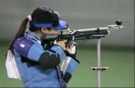 Di Lu to pierwsza złota medalistka IO w Atenach /AFP