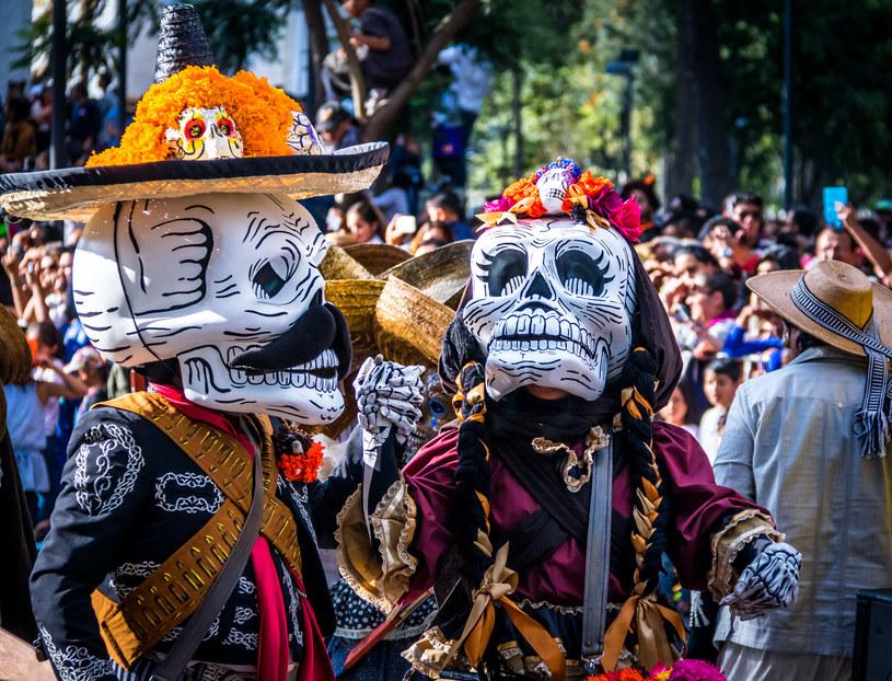 Dia de Los Ñatitas, czyli Dzień Czaszek w Boliwii /123RF/PICSEL