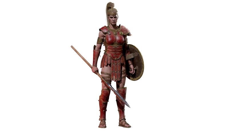 Diablo 2: Resurrected - postać Amazonki /materiały prasowe