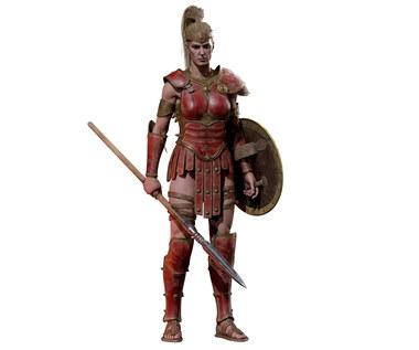 Diablo 2: Świetny cosplay Amazonki