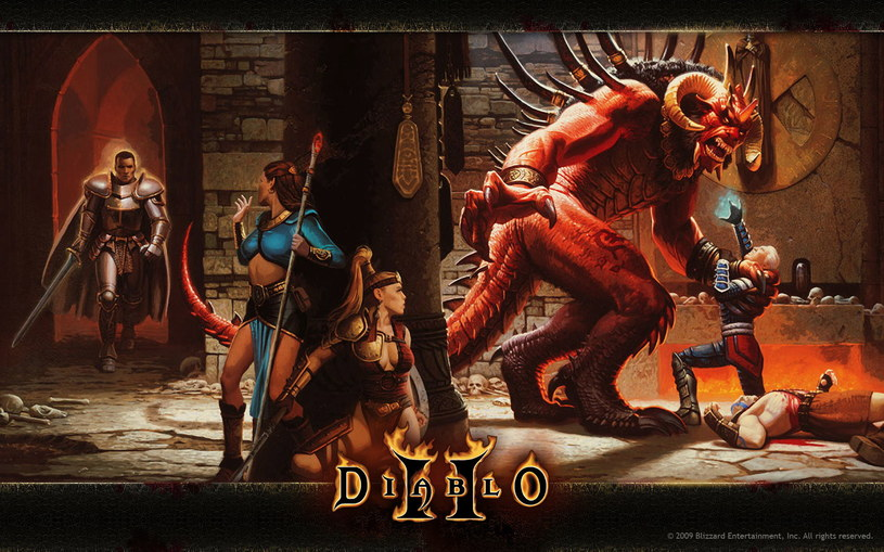 Diablo II /materiały prasowe