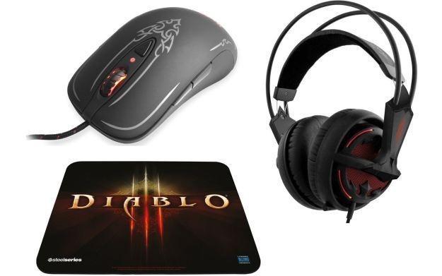 Diablo III już pewnie masz, a odpowiedni sprzęt do ubijania potworów? /Informacja prasowa
