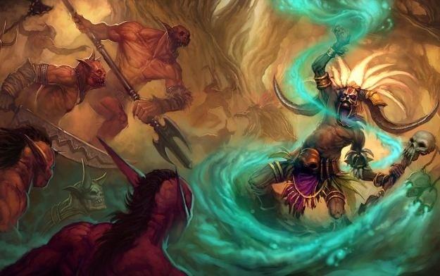 Diablo III to jedna z najbardziej oczekiwanych gier na rynku /Informacja prasowa