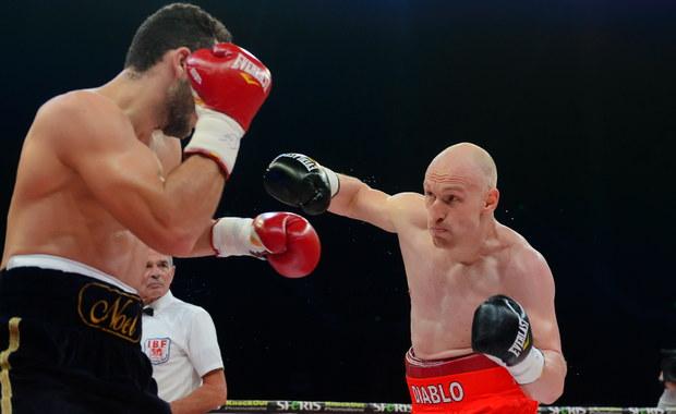 """""""Diablo"""" Włodarczyk pokonał Gevora w drodze po pas mistrza świata federacji IBF!"""