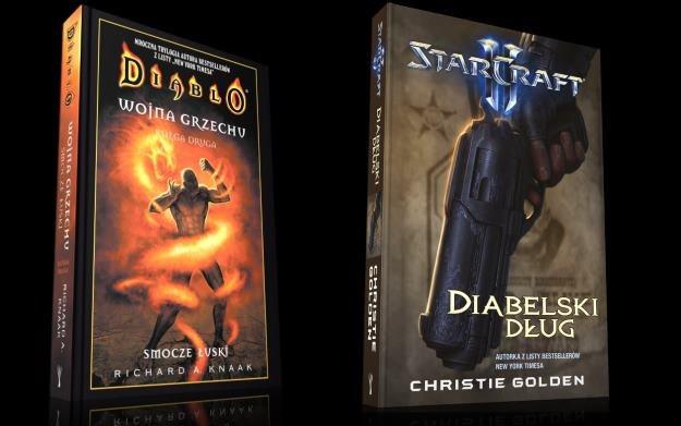 Diablo: Wojna Grzechu i StarCraft II: Diabelski Dług /materiały prasowe