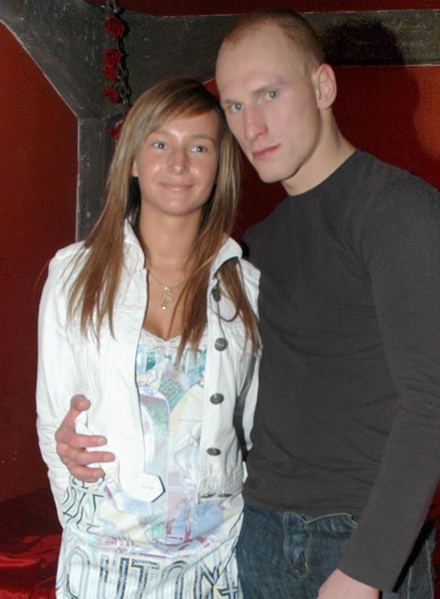 Diablo z żoną, fot. Marek Ulatowski  /MWMedia