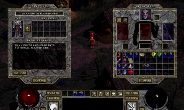 Diablo /materiały źródłowe