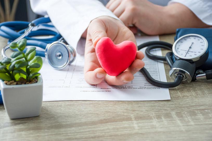 Diagnostyka i leczenie niewydolności serca /123RF/PICSEL