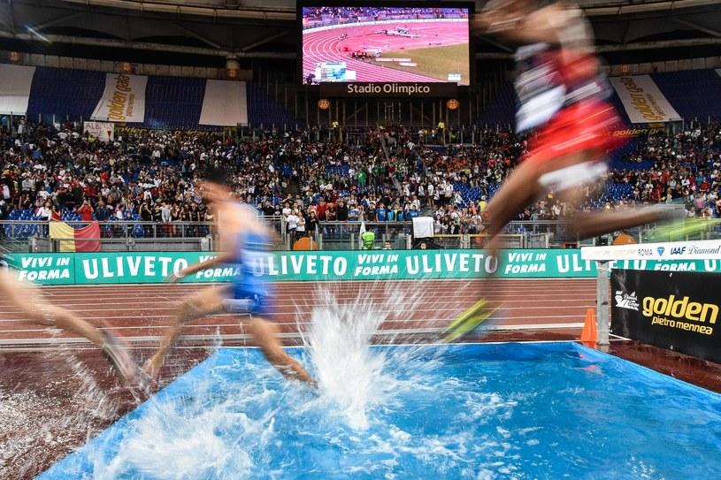 Diamentowa Liga w Rzymie /AFP