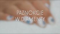 Diamentowe paznokcie - jak je pomalować?