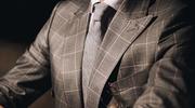 Diamentowy garnitur za 40 tys.: Oto, jak ubrać się w luksus