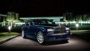 Diamentowy Rolls-Royce Phantom Celestial