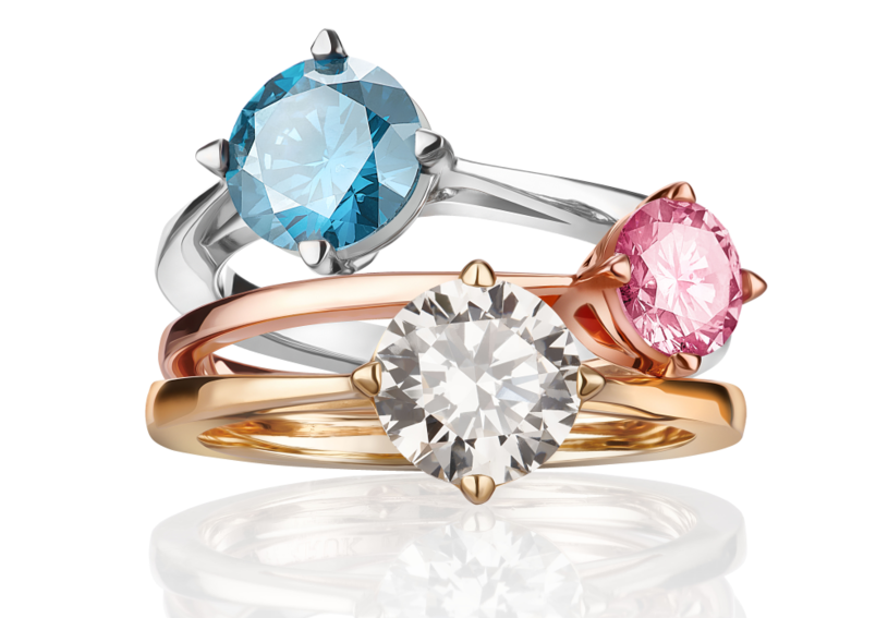 Diamenty wykonane w laboratorium trudno odróżnić od kopalnianych / W. Kruk /materiały prasowe