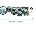 Dian Fossey - Google w hołdzie badaczce goryli