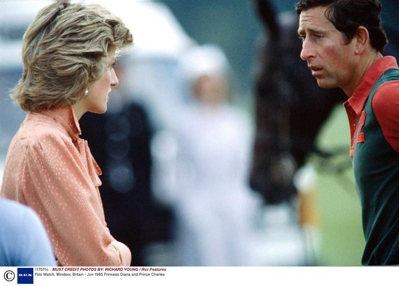Diana i Karol /Rex Features /East News