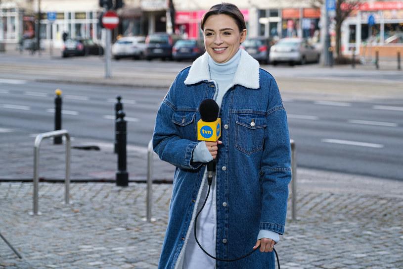 Diana Kautz /Mateusz Grochocki/Dzien Dobry TVN/East News /East News