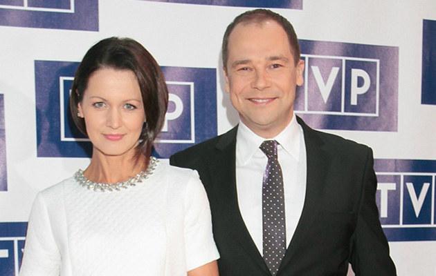 Diana Rudnik i Jarosław Kulczycki /- /East News