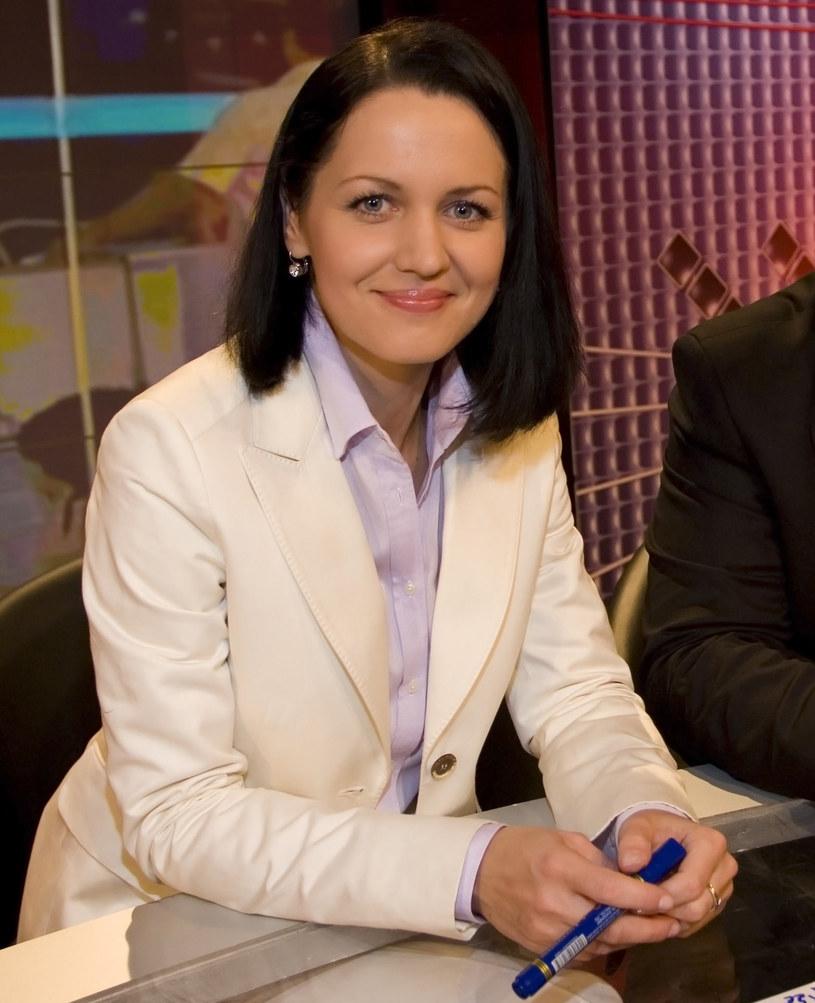 Diana Rudnik w 2008 roku /MWMedia