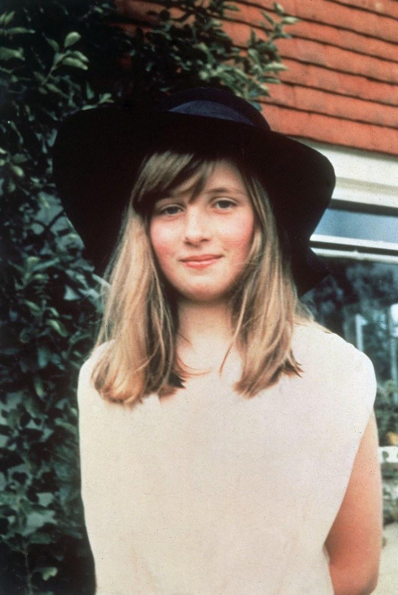 Diana Spencer w młodości /CameraPress TerenceDonovan /materiały prasowe