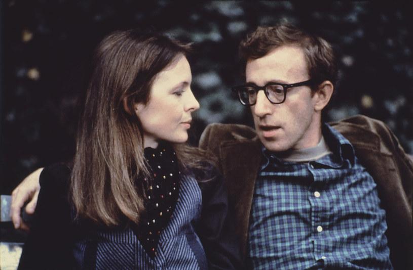 """Diane Keaton i Woody Allen w filmie """"Annie Hall"""" /AKPA"""