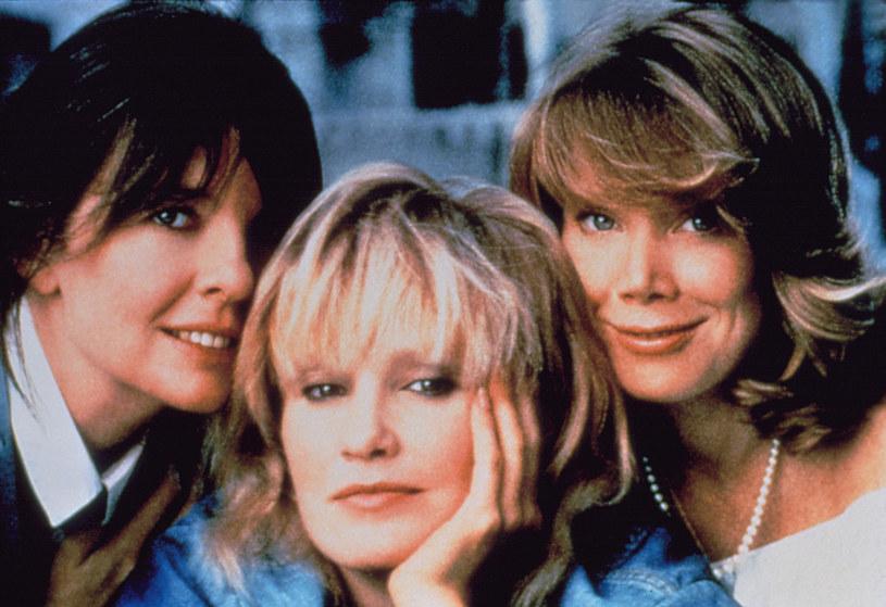 "Diane Keaton, Jessica Lange i Sissy Spacek w ""Zbrodniach serca"" /AKPA"