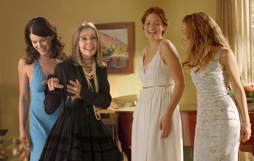 """Diane Keaton w komedii """"A właśnie, że tak!"""" /materiały dystrybutora"""