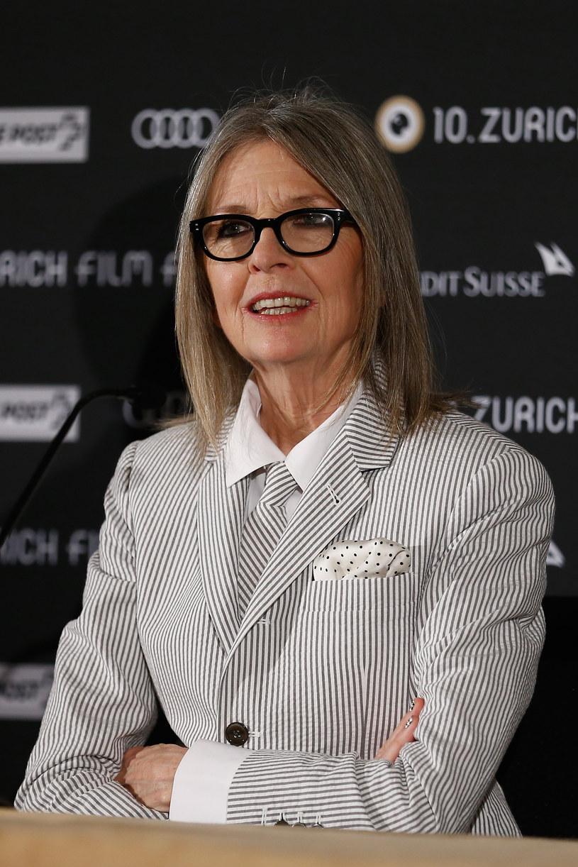 Diane Keaton /Andreas Rentz /Getty Images