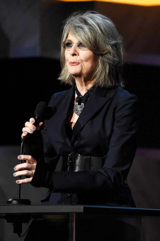 Diane Keaton /Frazer Harrison /Getty Images