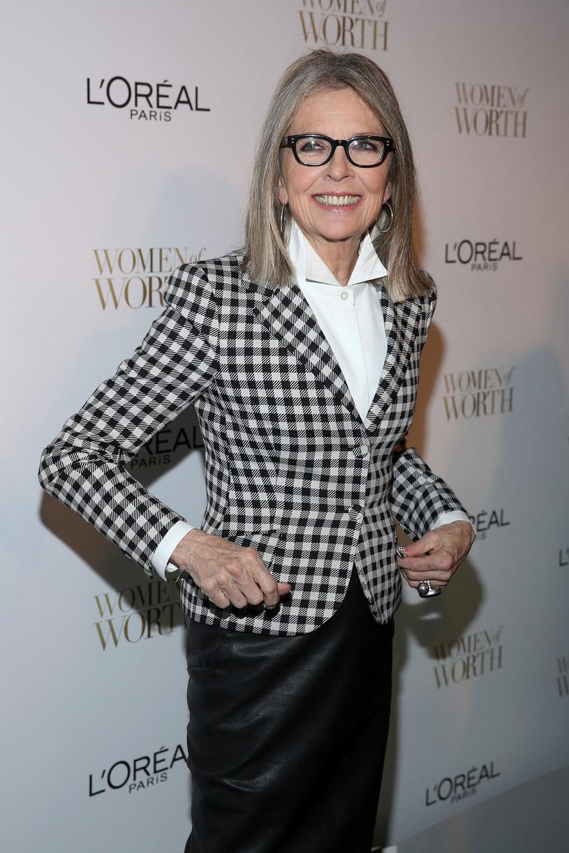 Diane Keaton /Rob Kim /Getty Images