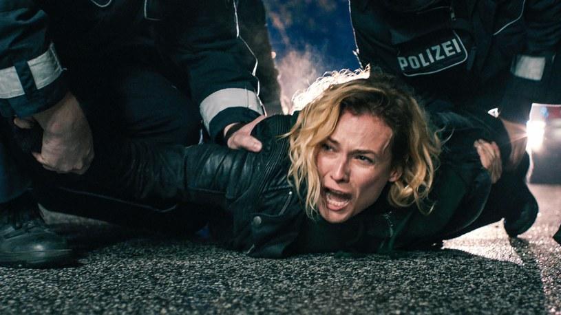 """Diane Kruger w filmie """"W ułamku sekundy"""" /materiały prasowe"""