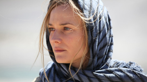 """Diane Kruger w scenie z filmu """"Terytorium wroga"""" /materiały dystrybutora"""