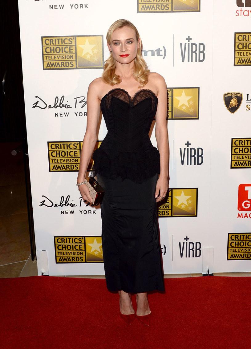 Diane Kruger /Getty Images/Flash Press Media
