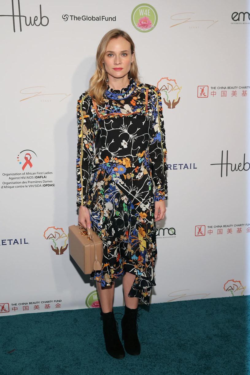 Diane Kruger /Getty Images