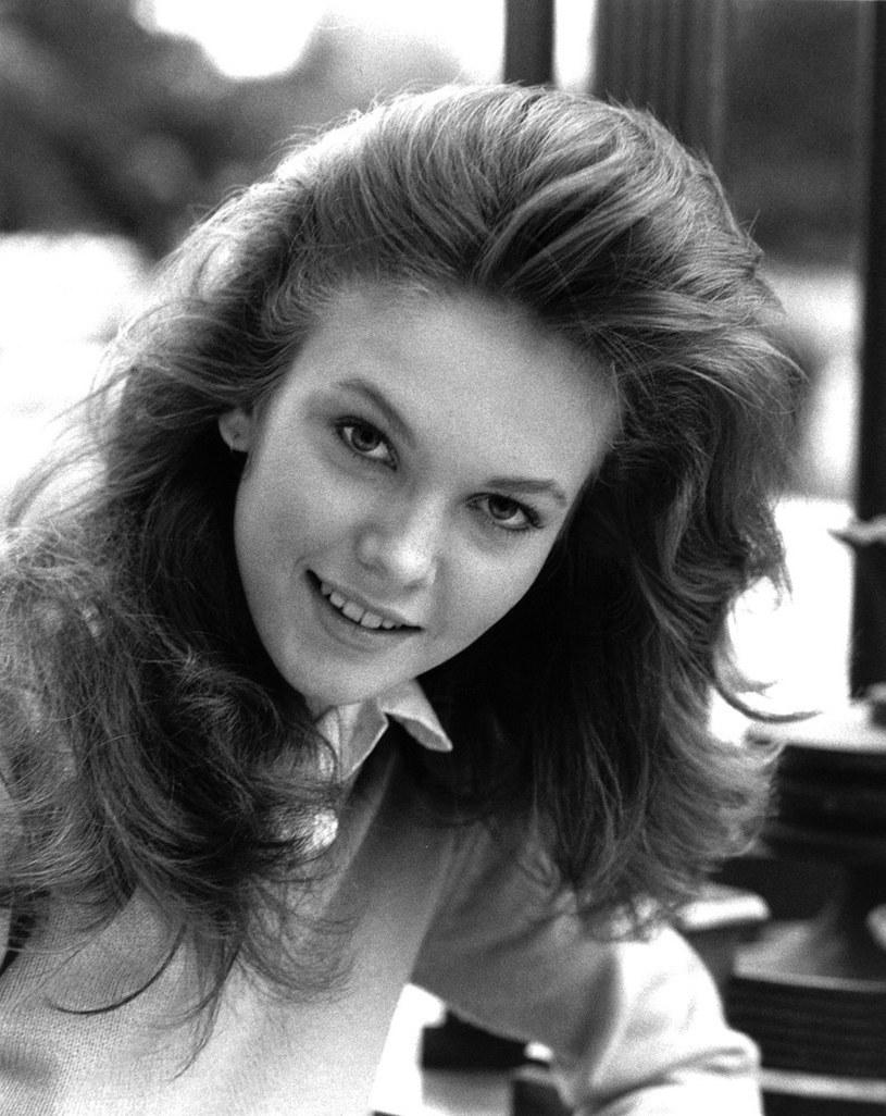 """Diane Lane w 1982 roku na planie """"Wyrzutków"""" /Screen Prod / Photononstop /East News"""