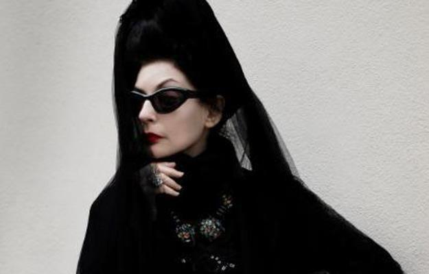 Diane Pernet będzie gościem specjalnym Warsaw Fashion Film Festival 2014 /materiały prasowe