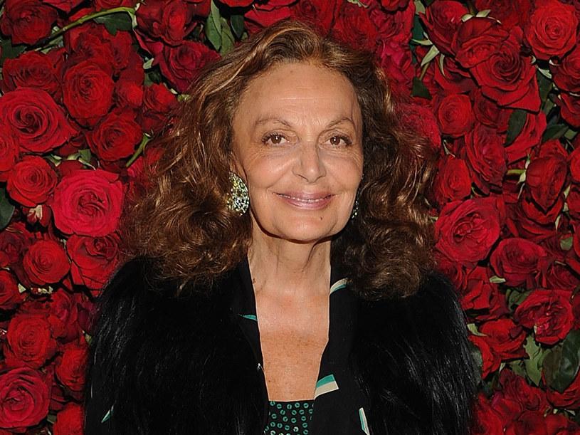 Diane von Furstenberg  /Getty Images