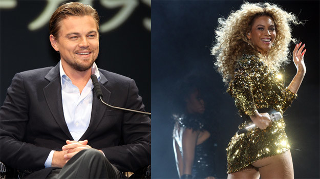 DiCaprio i Beyonce? To byłby duet! /Getty Images/Flash Press Media