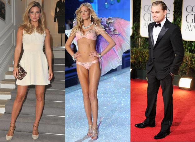 DiCaprio ma słabość do młodziutkich piękności z wybiegów  /Getty Images/Flash Press Media